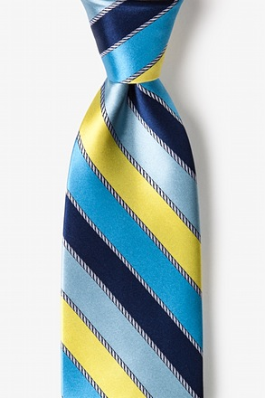 Know the Ropes Yellow Tie